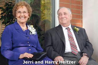 Jerri and Harry Heltzer