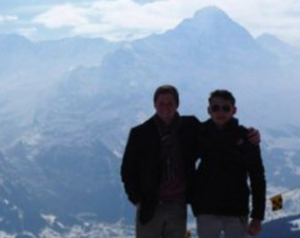 Jack and Dillon spent spring semester at la Universidad Europea de Madrid and living in the heart of Madrid.